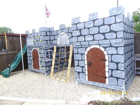 Play Castle, Unique from doncaster south yorkshire owned