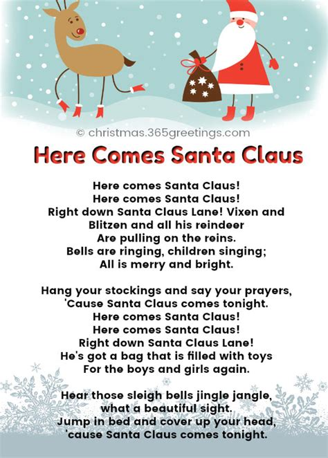 childrens christmas songs list best songs for and preschoolers with lyrics celebration all about