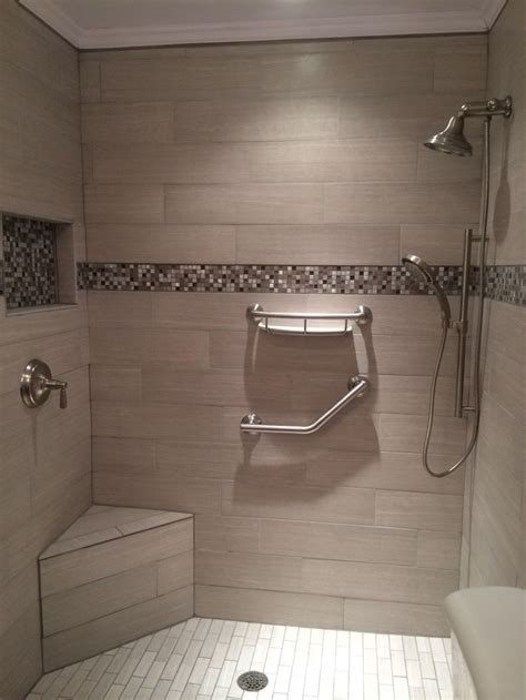 shower corner bench 31 best images about our tile showers other tile