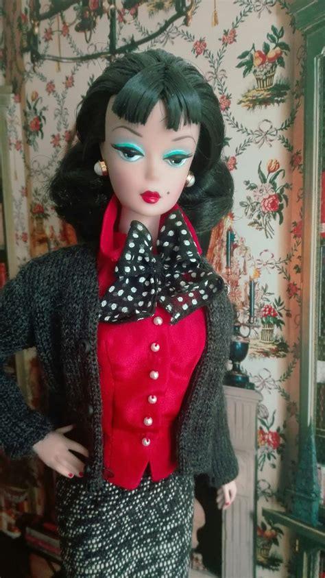 design a doll elle 794 best barbie noir et images on pinterest
