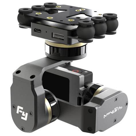 feiyu tech mini  pro gimbal  axis drone black jakartanotebookcom
