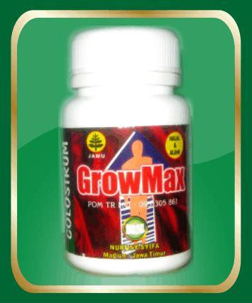 Grow Max Peninggi Badan mini shop herbal