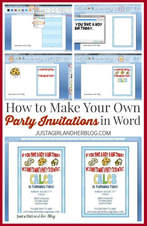 create babyower invite online your own invitations free printable