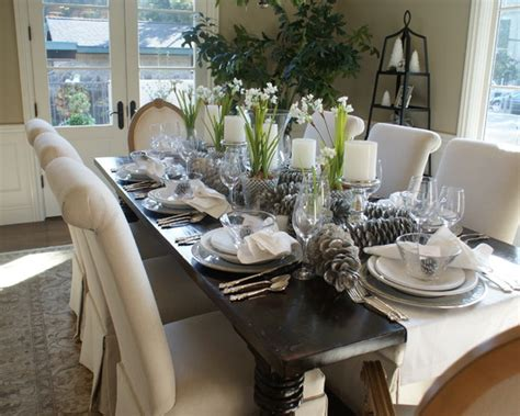 how to create the table setting