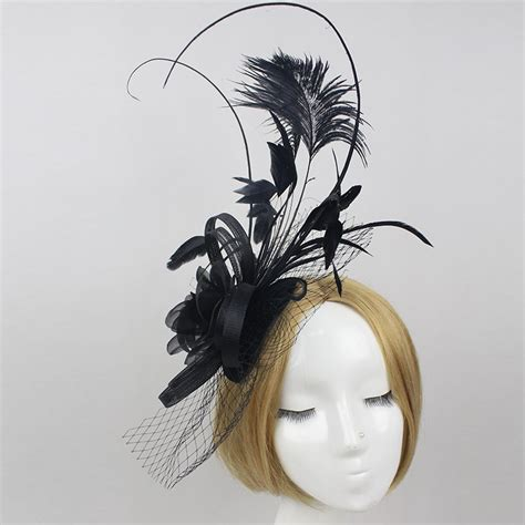 Wedding Hair Accessories Derby by New Arrivals Black Wedding Hats And Fascinators Hair