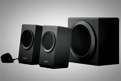 logitechs computer speakers  play