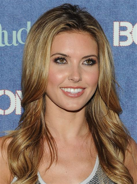 Audrina Patridge Gets A New by Audrina Patridge In Audrina Patridge Celebrates New