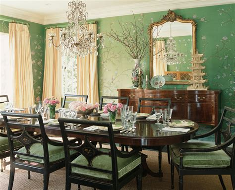 green dining room ideas sybaritic spaces the wait is digital chinoiserie