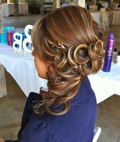 apostolic hairstyles for medium length hair glamorous curly wedding updos for medium length hair liked