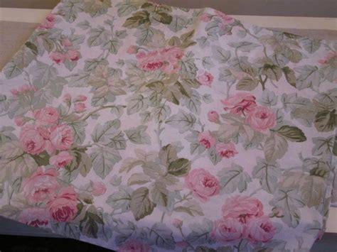 Rose Valance Laura Ashley Cottage Rose Curtain Panels Valance Set 3 Pc