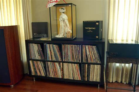 Etagere Zusammenbauen by Expedit Ikea Record Storage Nazarm