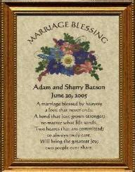 Wedding Blessing Verse by Wedding Poems Blessings