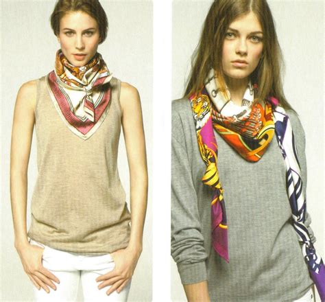 caring for silk scarves white way