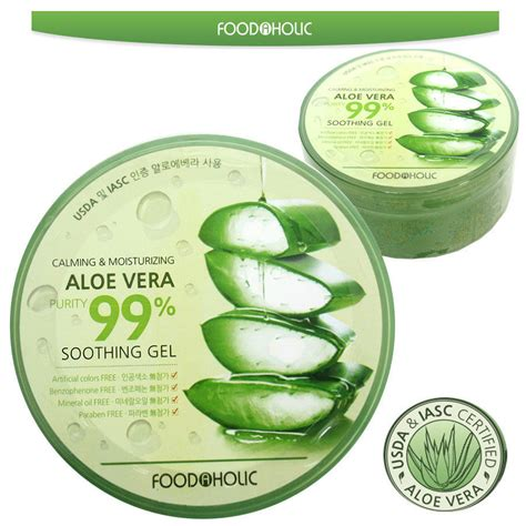 Aloe Vera 99 Soothing by Aloe Vera Purity 99 Soothing Gel 300ml Calming