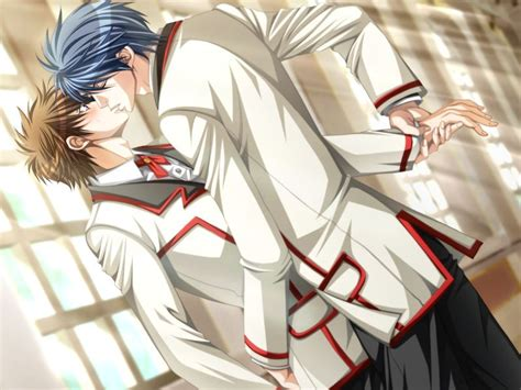 anime bl bl game review steal 4 shiki