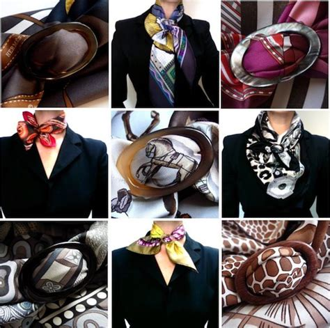 Gesper Ring 9 best 25 scarf rings ideas on hermes scarf
