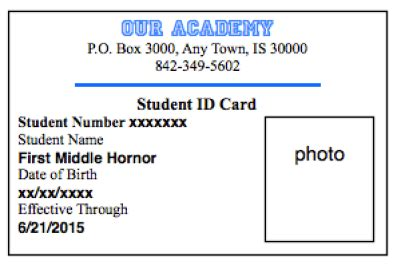 club id cards templates 6 id card templates website