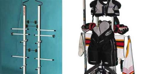 fan for hockey drying rack drying rack hockey organize hockey gear pinterest