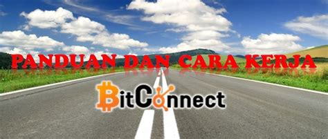 bitconnect vip cara kerja panduan bitconnect home