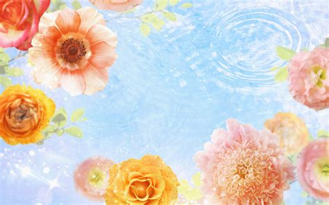 wallpaper with flowers wallpapers flower art wallpapers