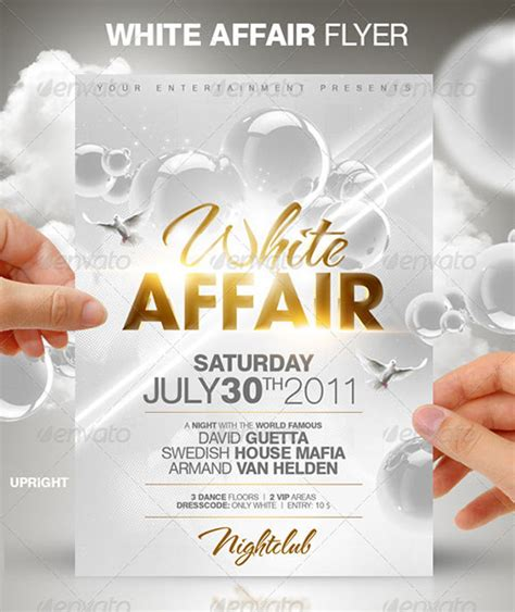 8 best images of white flyer all white labor day flyer all white flyer