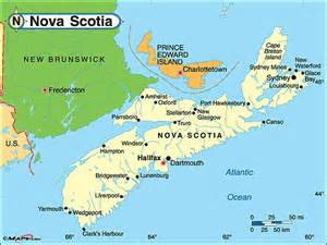 scotia political map by maps from maps