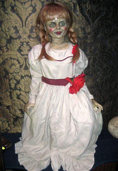 annabelle doll 2015 five below makeup images