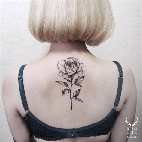 rose tattoo on spine 25 best ideas about back tattoos on arm