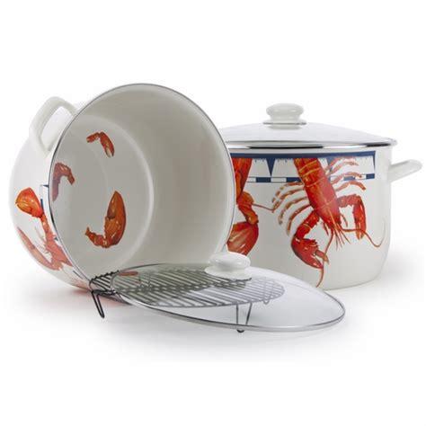 Stock Pot Golden lobster stock pot by golden rabbit