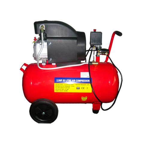 air compressor 50ltr 2 5hp 7 3 cfm electric 50 ltr 50l 11 gallon new with wheel