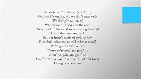 eminem nowhere fast lyrics eminem nowhere fast extended audio ft kehlani lyrics