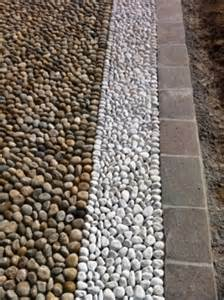Backyard Landscapes On A Budget 32 Amazing Pebble Garden Paths Digsdigs