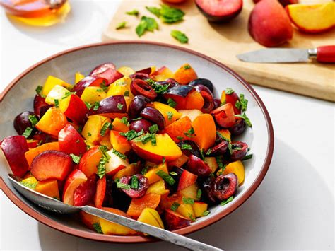 minty fruit salad recipe nyt cooking