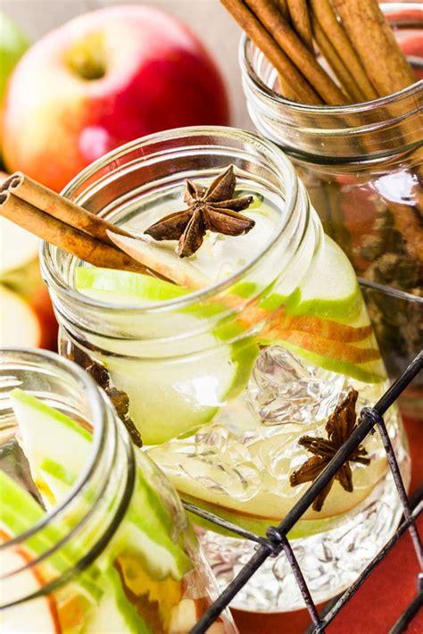 Dr Oz Detox Water Apple Cinnamon by Apple Cinnamon Detox Water Drop 25 Pounds Fast