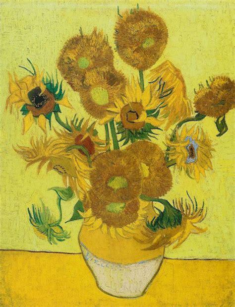 van gogh museum amsterdam zonnebloemen vincent van gogh zonnebloemen een beroemd schilderij