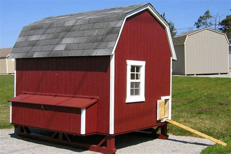 Shed Chicken Coop by Pre Built Cabins In Ky Studio Design Gallery Best