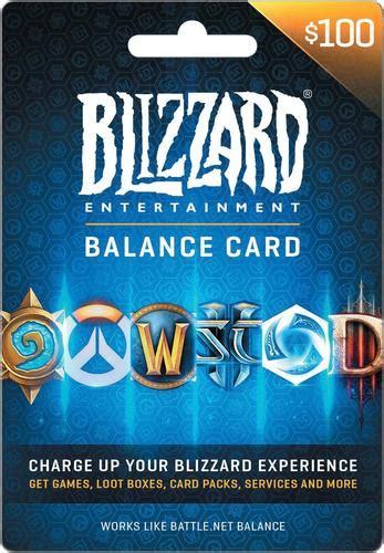 Balance Of Best Buy Gift Card - blizzard balance 100 gift card blizzard balance 100 best buy