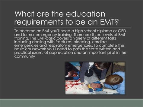 what education do you need to become an interior designer emt worker