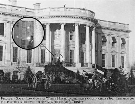 lincoln s ghost spotted in white house or maybe not the fine art diner what is freedom abraham lincoln