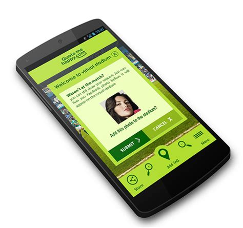360 mobile app 360 fanpic mobile app on behance