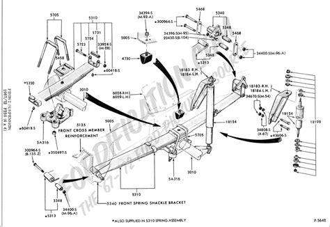 ford f150 front suspension diagram 1996 f150 front suspension diagram autos weblog