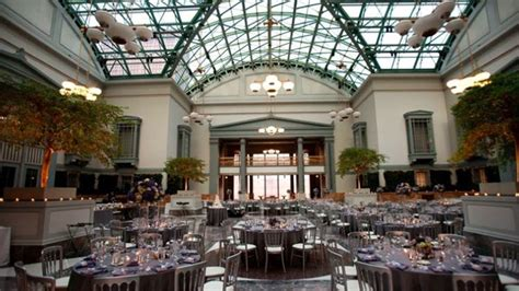 Winter Garden Library by Jewell Events Catering Harold Washington Library Center