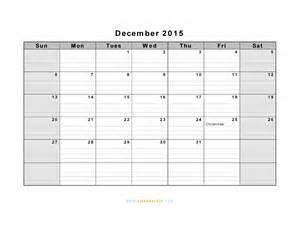 2015 pdf calendar template december 2015 calendar blank printable calendar template