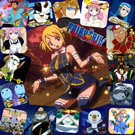 Fantasteen Zeira And The World Of Magic U1718 zodiac celestial spirits volvoab