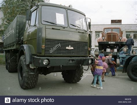 maz car the maz 6317 all wheel drive drop truck of the minsk