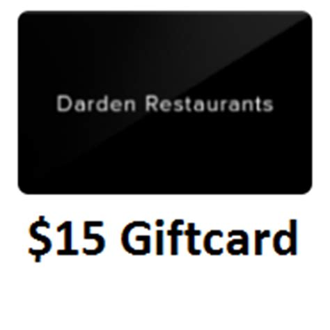 Darden Restaurants Gift Cards - manufactured spending archives doctor of credit