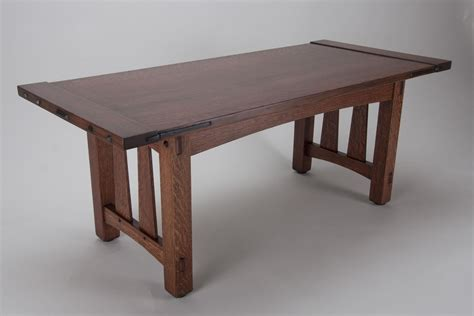 craftsman rectangle extension dining tables dining