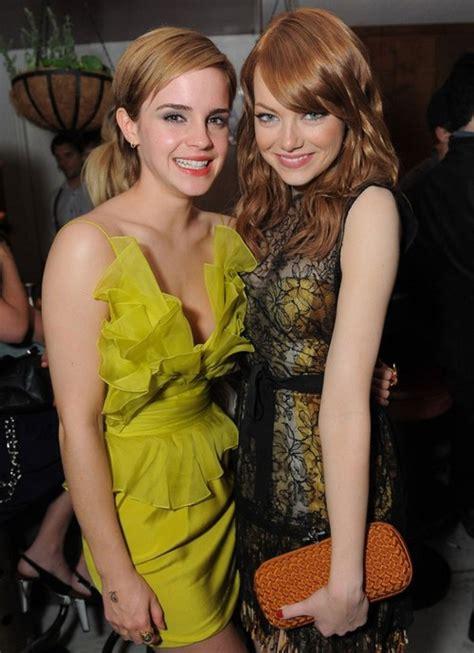 Emma Stone Or Emma Watson | hmmpedia emma watson vs emma stone