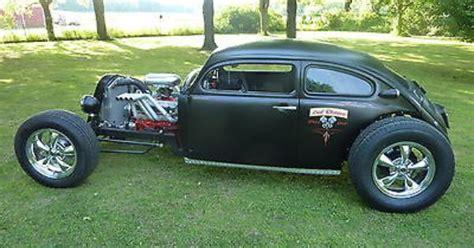 600 Vw Bug ratrod chopped top volkswagen bug 70 vw hotrod custom