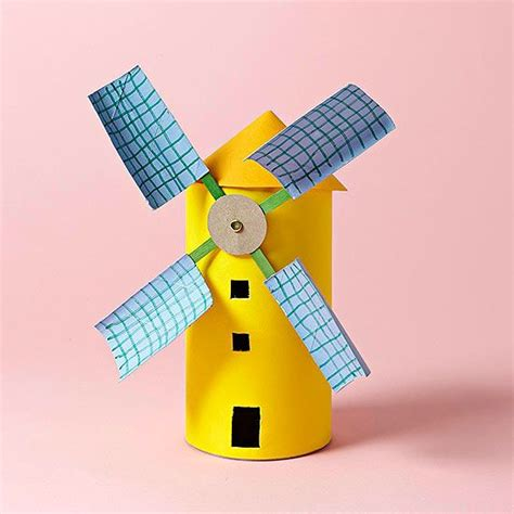 How To Make Windmills Out Of Paper - best 25 paper windmill ideas on windmill diy